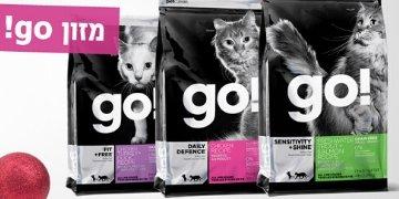 מזון מומלץ לחתולים