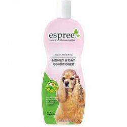 מרכך לכלבים espree דבש ושיבולת שועל