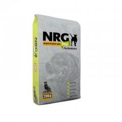 NRG ירוק- מזון לכלבים פעילים