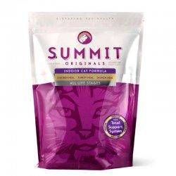 סאמיט מזון לחתולים שלושה סוגי בשר SUMMIT Original Three Meat Indoor Cat Food