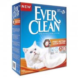 חול לחתול Everclean - אברקלין כתום