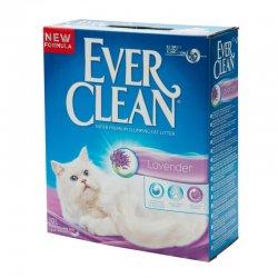 חול לחתול Everclean - אברקלין לבנדר