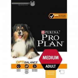 pro plan-פרופלאן מזון יבש לכלבים בוגרים מגזע בינוני
