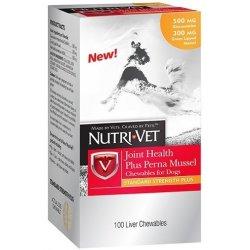 נוטרי וט כדורים לחיזוק המפרקים בכלבים-Nutri Vet Hip & Joint