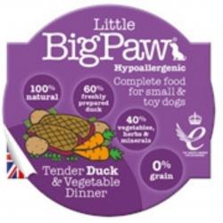 מזון לחתולים Big Paw מוס ברווז