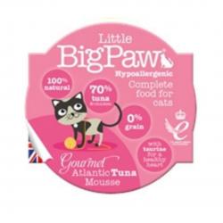מזון לחתולים Big Paw מוס טונה