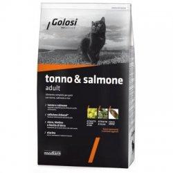 """גולוסי חתול טונה ,סלמון ואורז 20 ק""""ג Golosi Tonno & Salmone"""