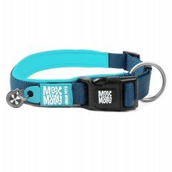 קולר כחול מטריקס מקס ומולי Collar Matrix Sky Blue