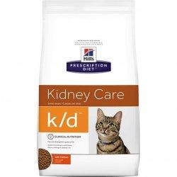 מזון רפואי לחתולים הילס K/D