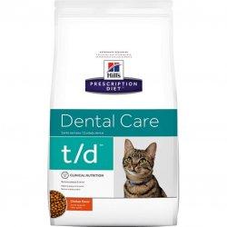מזון רפואי לחתולים הילס T/D