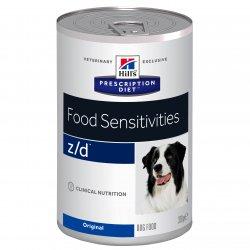 מזון רפואי לכלבים שימורי הילס Z/D