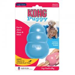 קונג מוצץ לעיסה לגורים kong