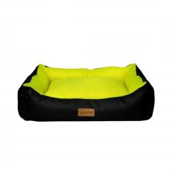 מיטה מבד נושם מפנקת לכלב דוחה נוזלים