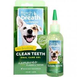 """טרופיקלין ג'ל דנטלי לשיניים לכלב בטעם מנטה -118 מ""""ל טרופיקן Tropican"""