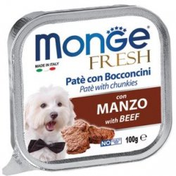 מונג' מעדן לכלבים בקר 100g