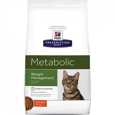 מזון רפואי לחתולים הילס מטבוליק